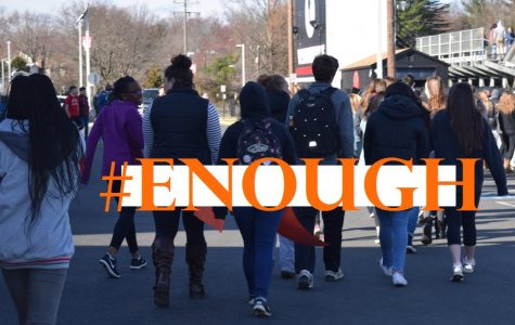 Students walk out to speak out against gun violence