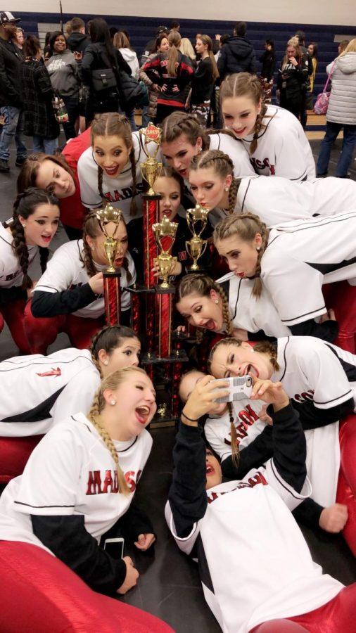 Warhawk Dance wins East Coast Regional Dance Competition
