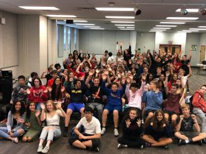 Cross-Curricular Program Piloted with Freshman Students