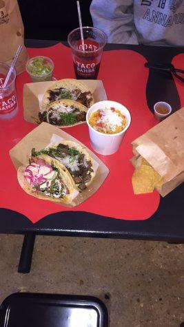Viva Taco Bamba; new eatery impresses
