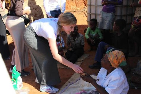 Samantha Lane builds brighter futures