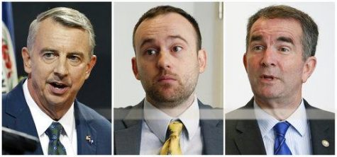 Virginians head to polls for gubernatorial election Tuesday