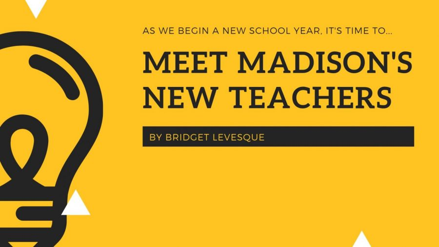 Meet Madison's new faculty