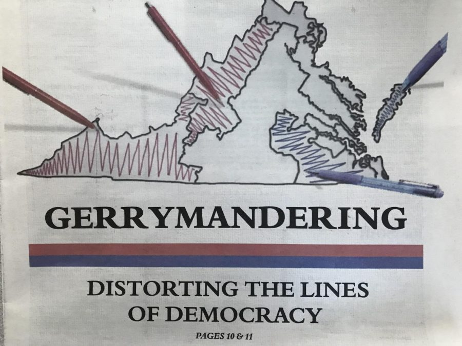 Gerrymandering%3A+The+defect+of+democracy