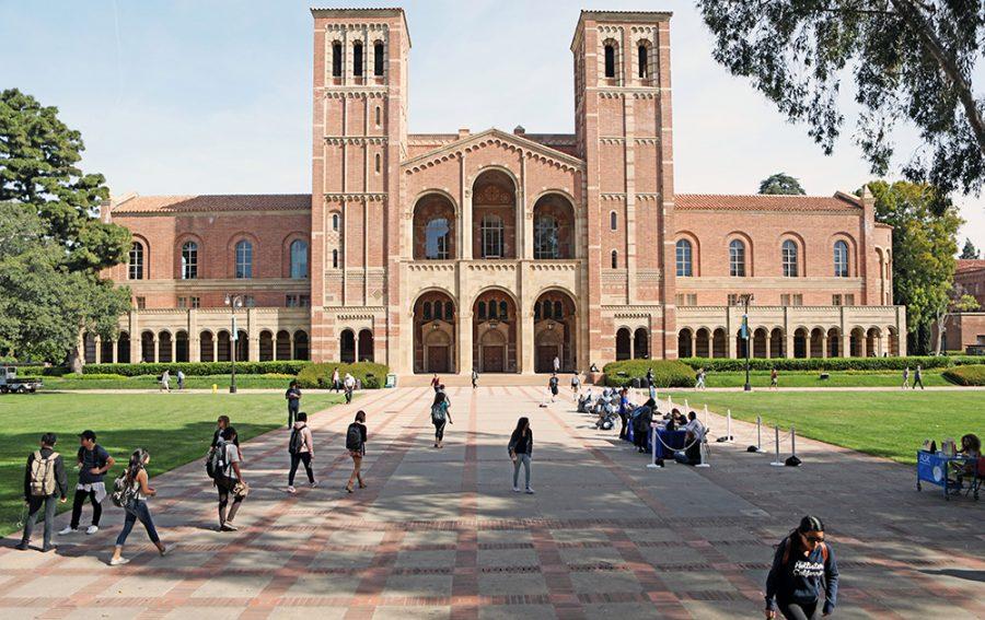University of California Los Angeles.