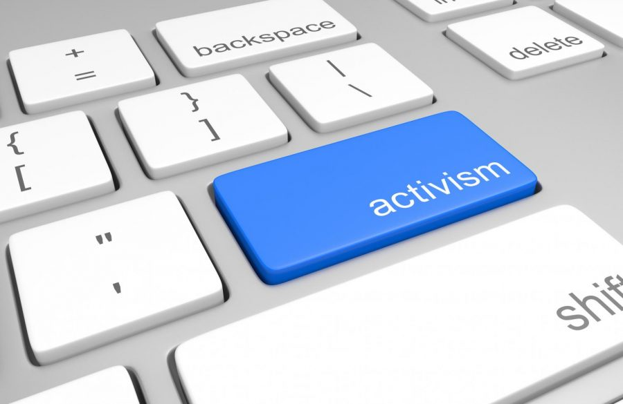 An Observance of Performative Activism