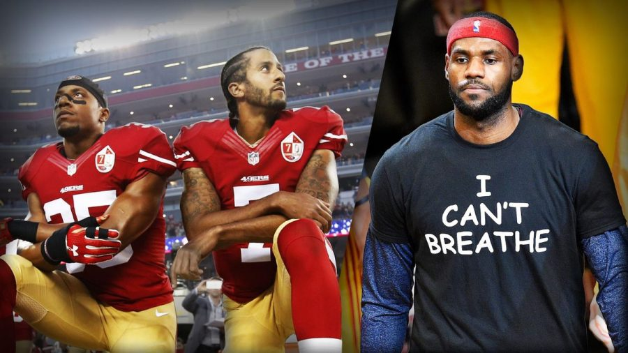 Comparing the NBA and NFL's Social Justice Initiatives