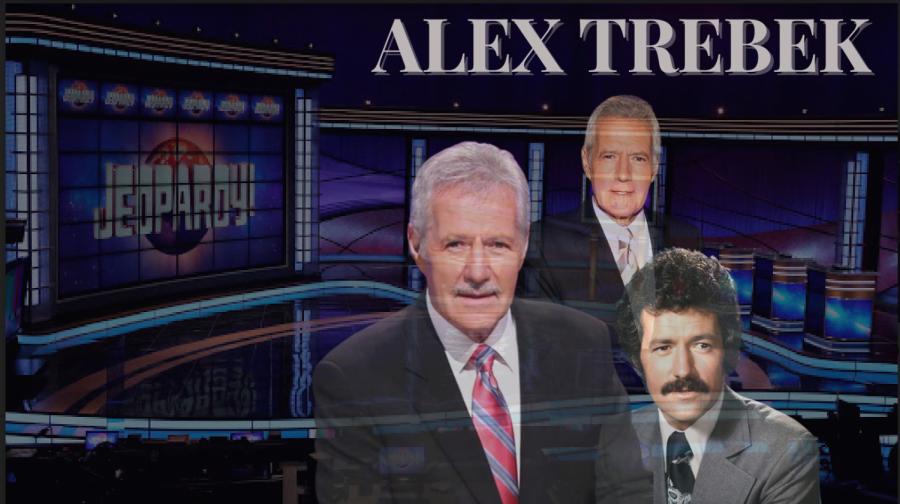 Who was Alex Trebek?