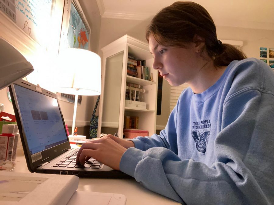 Virtual School vs. In-Person School at Madison